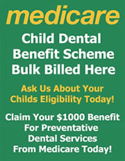 Medicare Child Dental Benefit Schedule